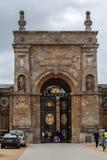 Blenheim-Palast England Stockfotografie