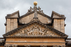 Blenheim-Palast England Lizenzfreie Stockbilder