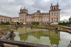Blenheim-Palast England Lizenzfreies Stockfoto