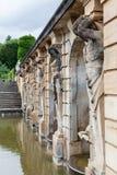 Blenheim-Palast England Stockbilder