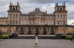 Blenheim-Palast England Lizenzfreies Stockbild
