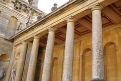Blenheim-Palast, England Stockbild