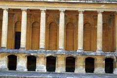 Blenheim-Palast, England Lizenzfreie Stockfotos
