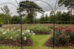Blenheim-Palast-Gärten England Lizenzfreies Stockbild