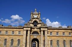 Blenheim-Palast, Woodstock, Oxfordshire, England Lizenzfreie Stockbilder