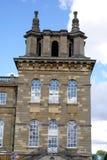 Blenheim-Palastfenster Lizenzfreies Stockbild