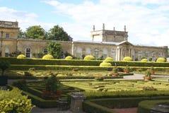 Blenheim-Palastgarten, England Lizenzfreies Stockfoto