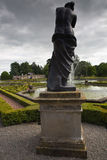 Blenheim Place r Statue Stock Photo
