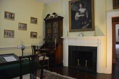 Blennerhasset mansion interior Royalty Free Stock Images