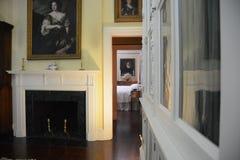 Blennerhasset mansion interior Stock Image