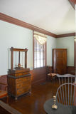 Blennerhasset mansion interior Royalty Free Stock Photography