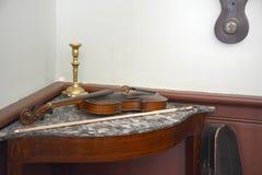 Blennerhasset mansion interior Stock Photography