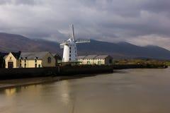 Blennerville wiatraczek tralee Irlandia zdjęcia royalty free