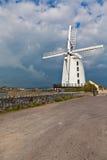 Blennerville Windmühle Lizenzfreie Stockfotografie