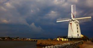 Blennerville Windmühle Lizenzfreie Stockfotos