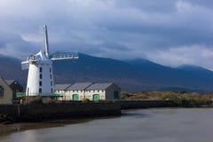 Blennerville-Windmühle tralee irland Stockbilder