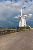 Blennerville windmill Royalty Free Stock Photography