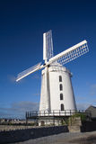 Blennerville Windmill. In Blennerville, Ireland royalty free stock images