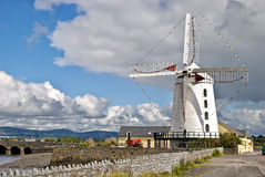 Blennerville Windmill, Blennerville (Tralee), Irel Royalty Free Stock Images