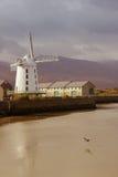 Blennerville Windmill. Tralee. Ireland. Stock Photo
