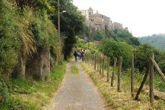 Blera, Italien Lizenzfreie Stockfotografie