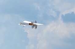 Bleriot ΧΙ αεροπλάνο Στοκ Εικόνες