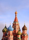 Blessed Basil cathedral Royalty Free Stock Photography