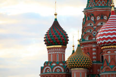 Blessed Basil cathedral Royalty Free Stock Image