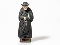 Blessed Father Cruz figurine Royalty Free Stock Photos