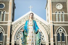 The Blessed Virgin Mary Stock Photos