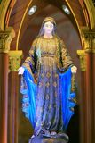Blessed Virgin Mary Royalty Free Stock Photography