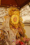 Blessed Virgin Mary Royalty Free Stock Photos