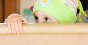 Blessez un enfant photos stock