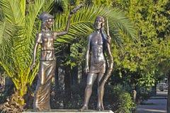 Blessing of Athene Royalty Free Stock Image