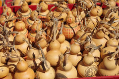 Blessing calabash Royalty Free Stock Image
