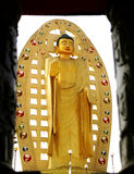 The Blessing Deityof lord buddha Stock Images