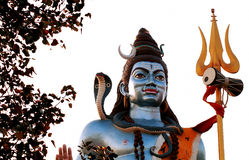 Blessing Lord Shiva Royalty Free Stock Photography