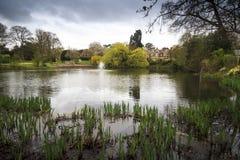 Bletchley-Park Stockbild