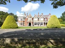 Free Bletchley Park N The Sun Royalty Free Stock Photography - 152327807