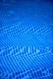 Bleu abstrait Photos stock