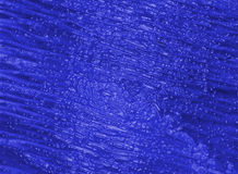 Bleu abstrait Photos stock