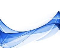 bleu abstrait de fond Photo libre de droits
