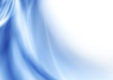bleu abstrait de fond Photos libres de droits