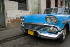 Bleu cubain Images stock
