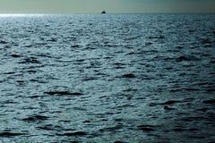 Bleu d'océan image libre de droits