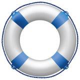 Bleu de bouée de durée Image stock