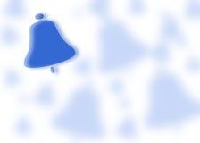 bleu de cloche illustration stock