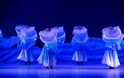 ` Bleu de danse du ` s de vague-Huang Mingliang de mer aucun ` d'abri Photographie stock libre de droits
