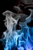 bleu de fond photo libre de droits