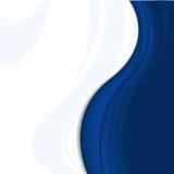 bleu de fond Photos libres de droits